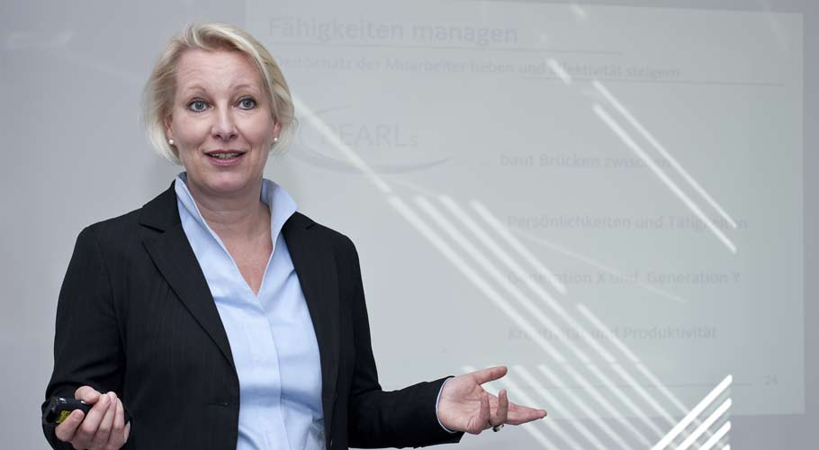 Personalentwicklung: Wir entwickeln Skills von Fachpersonal...